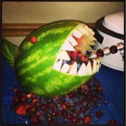 fruit-shark