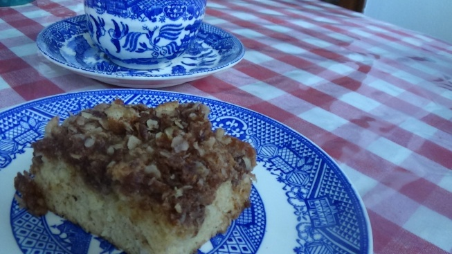 Fast & Easy Coffee Cake