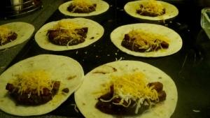 Burrito Assembly