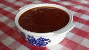 Texas Style BBQ Sauce