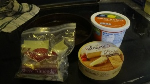 Brie Ingredients