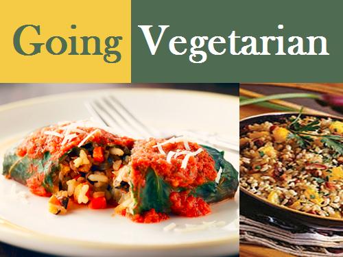 Going Vegetarian