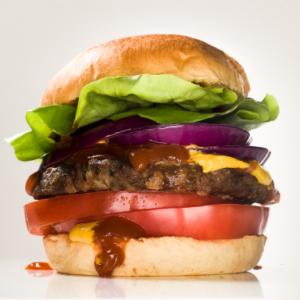 Beyond Meat Beast Burger