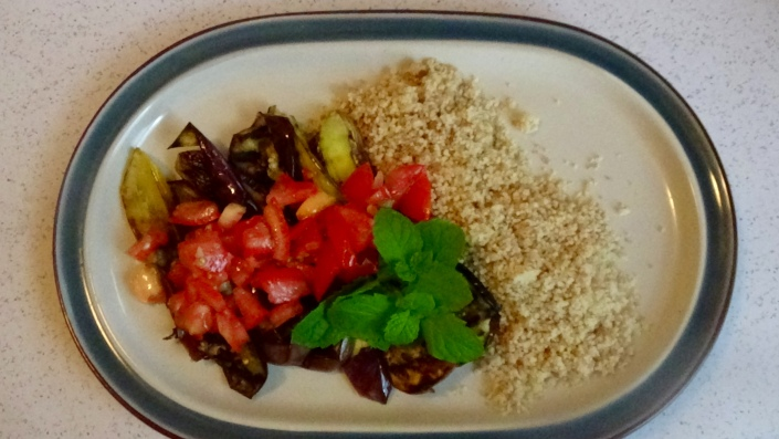Tomatoes & Capers Salsa