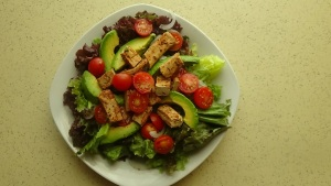 Chick'n Salad