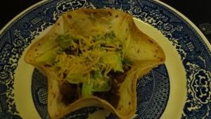 Taco Salad Layers