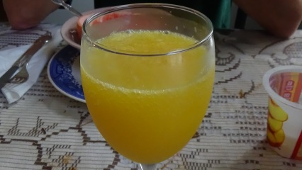 Our Thanksgiving Mimosa
